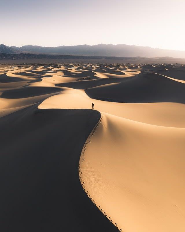 foto landscape di gurun vertical