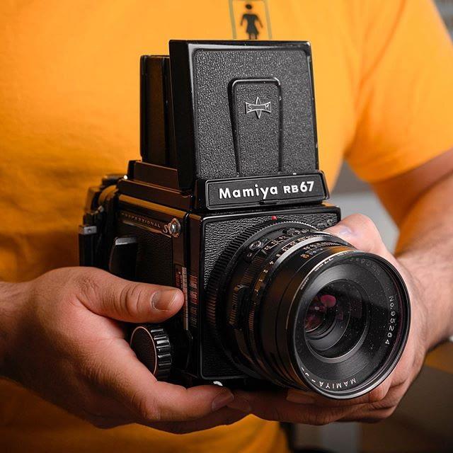 camera medium format film