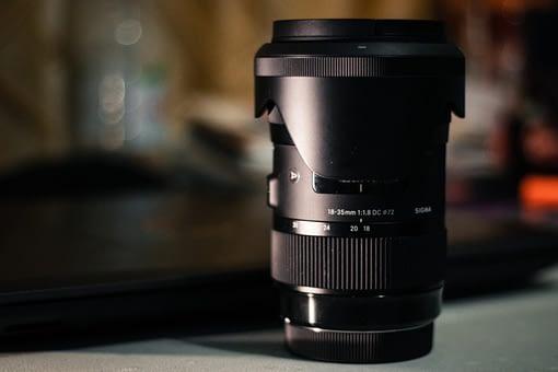 lensa vario - lensa tele - lensa zoom