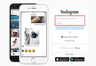 cara upload foto di instagram pc laptop tanpa aplikasi langsung di browser chrome atau firefox