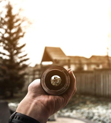 tips foto keren dengan lensa fix 50 mm